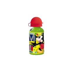 Aluminium bottle mickey mouse