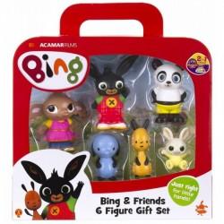 Set 6 personaggi Bing