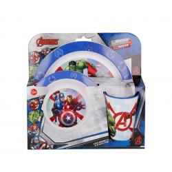 Baby Food Set Avengers